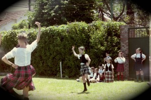 Scottish Dancing in Buenos Aires